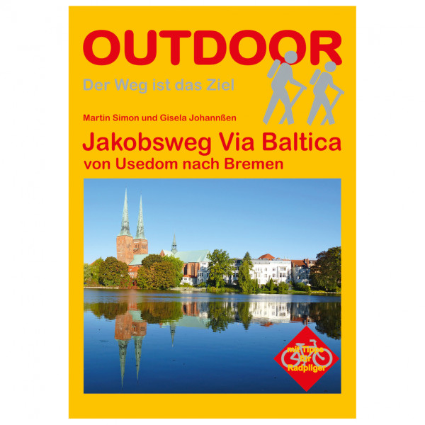 Conrad Stein Verlag - Jakobsweg Via Baltica - Walking guide book