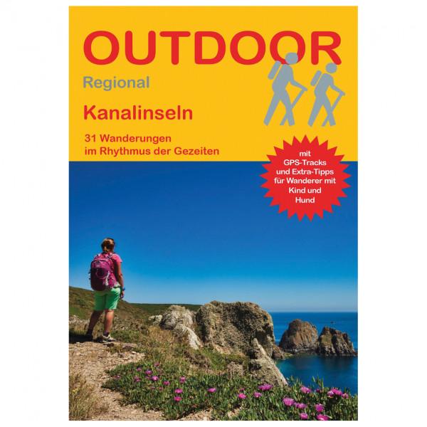 Conrad Stein Verlag - Kanalinseln - Wanderführer