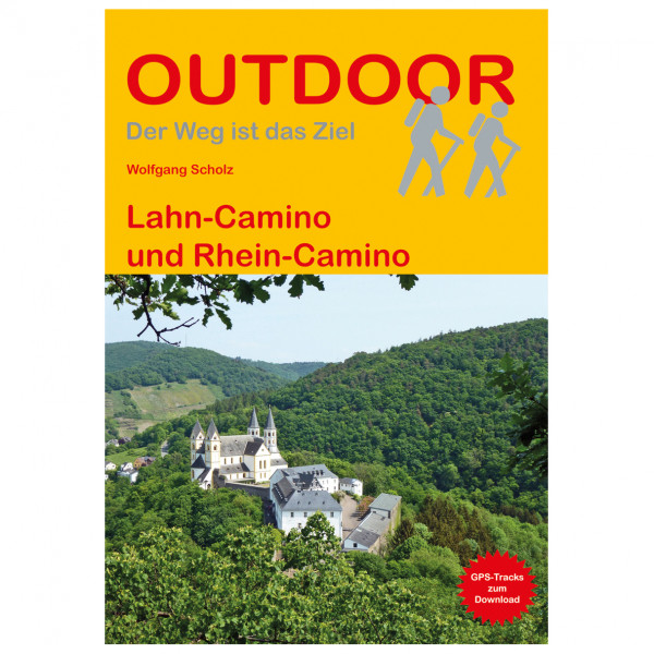 Conrad Stein Verlag - Lahn-Camino und Rhein-Camino - Vandringsguider