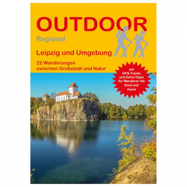 Conrad Stein Verlag - Leipzig und Umgebung - Walking guide book