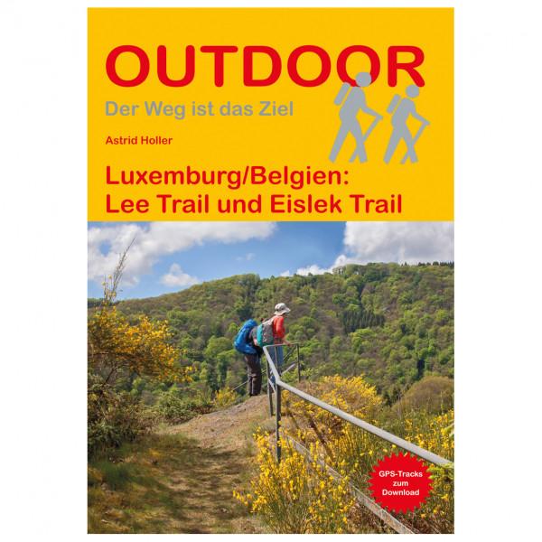 Conrad Stein Verlag - Luxemburg/Belgien: Lee Trail und Eislek Trail - Walking guide book