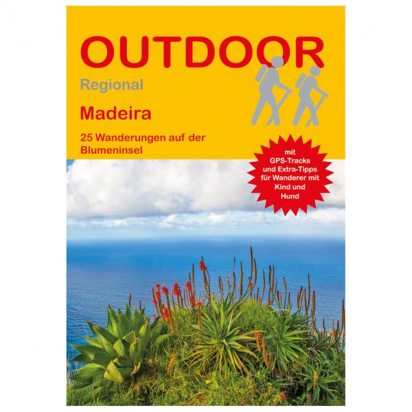 Conrad Stein Verlag - Madeira - Wanderführer