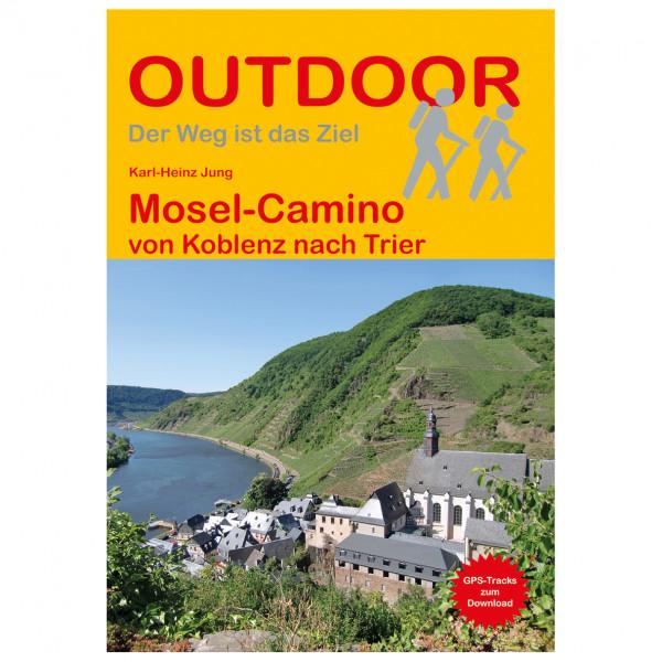 Conrad Stein Verlag - Mosel-Camino - Vaellusoppaat