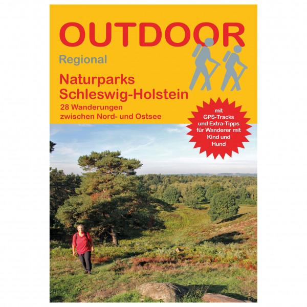 Conrad Stein Verlag - Naturparks Schleswig-Holstein - Vaellusoppaat