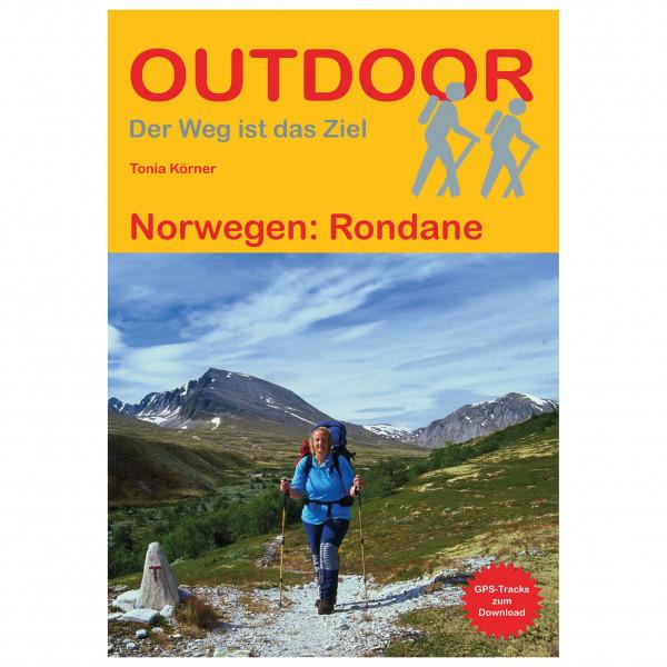 Conrad Stein Verlag - Norwegen: Rondane - Vandringsguider