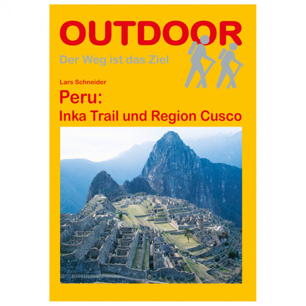 Conrad Stein Verlag - Peru: Inka Trail und Region Cusco - Wandelgidsen