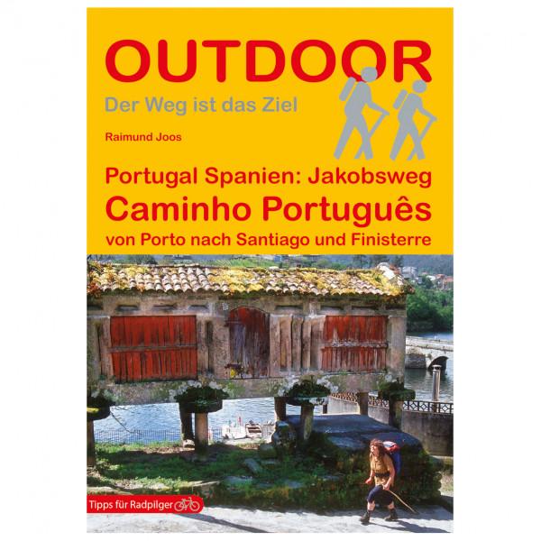 Conrad Stein Verlag - Portugal Spanien: Jakobsweg Caminho Português - Vaellusoppaat
