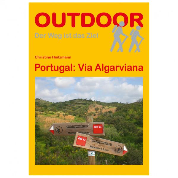 Conrad Stein Verlag - Portugal: Via Algarviana - Wandelgids
