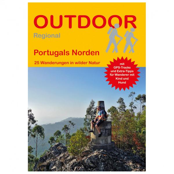 Conrad Stein Verlag - Portugals Norden - Wanderführer