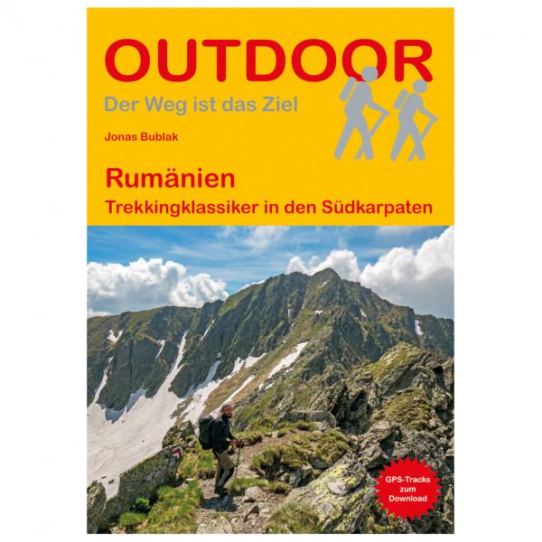 Conrad Stein Verlag - Rumänien - Walking guide book