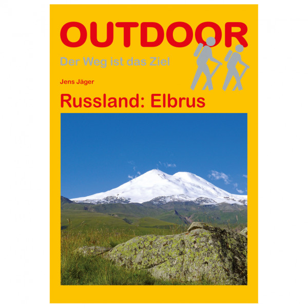 Conrad Stein Verlag - Russland: Elbrus - Vaellusoppaat