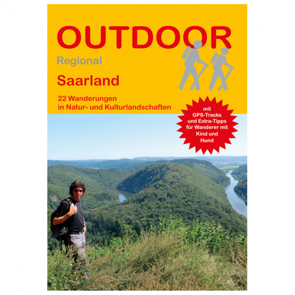 Conrad Stein Verlag - Saarland - Vandreguides
