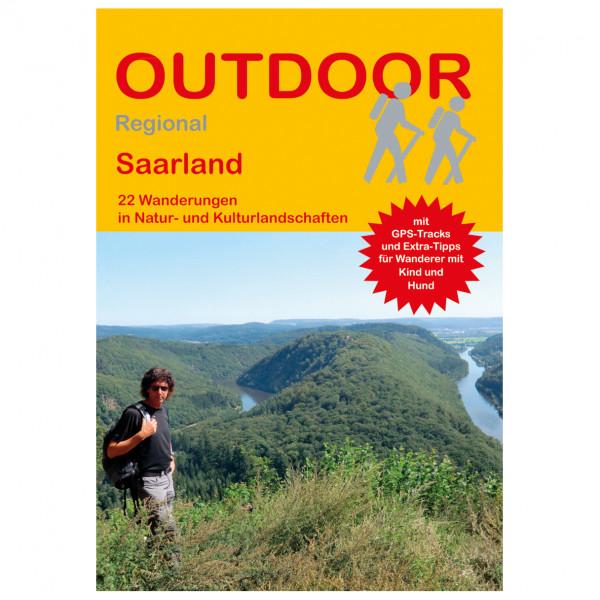 Conrad Stein Verlag - Saarland - Walking guide book