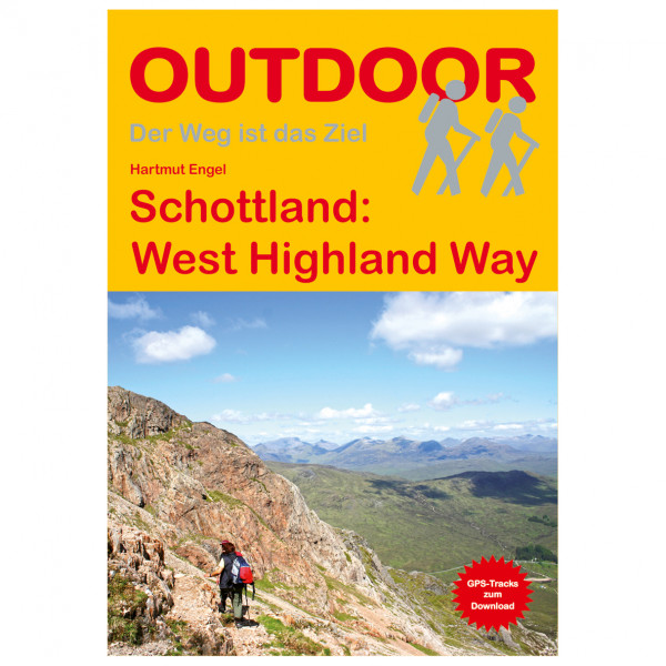 Conrad Stein Verlag - Schottland: West Highland Way - Wanderführer