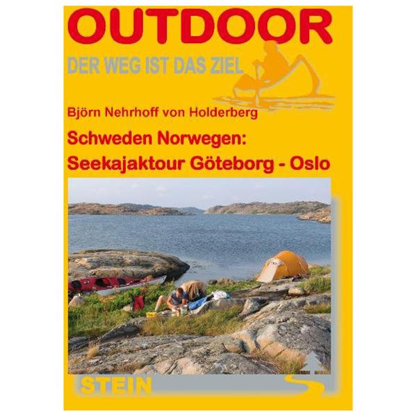 Conrad Stein Verlag - Schweden Norwegen: Seekajaktour Göteborg-Oslo - Vaellusoppaat