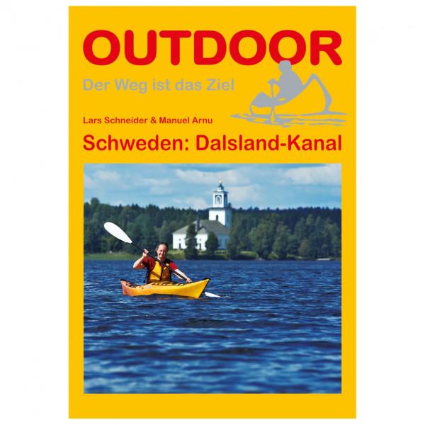 Conrad Stein Verlag - Schweden: Dalsland-Kanal - Walking guide book