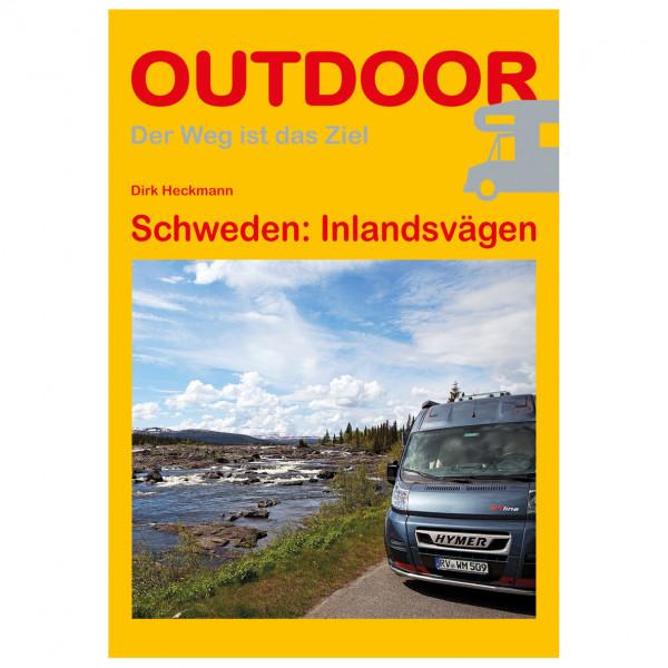 Conrad Stein Verlag - Schweden: Inlandsvägen - Vaellusoppaat