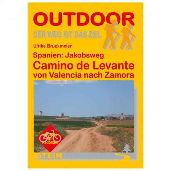 Conrad Stein Verlag - Spanien: Jakobsweg Camino de Levante - Wanderführer