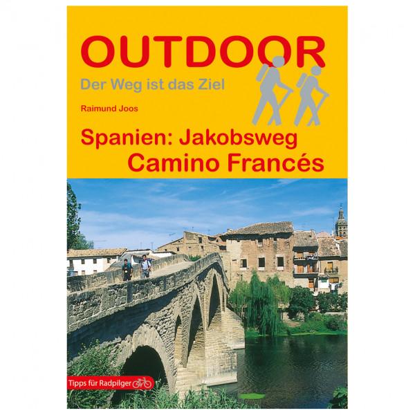 Conrad Stein Verlag - Spanien: Jakobsweg Camino Francés - Wandelgidsen