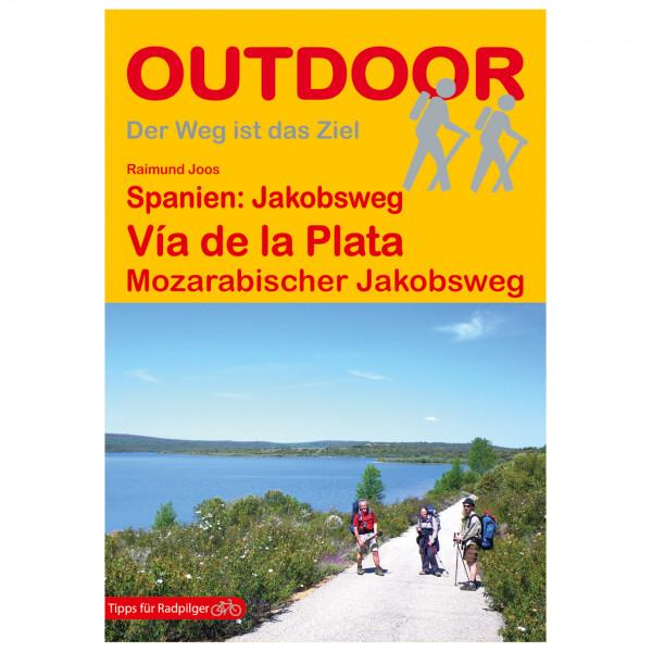 Conrad Stein Verlag - Spanien: Jakobsweg Vía de la Plata - Vaellusoppaat