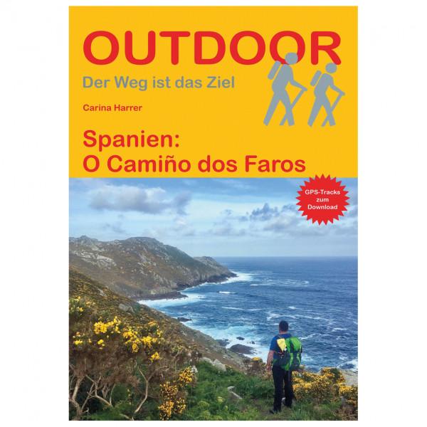 Conrad Stein Verlag - Spanien: O Camiño dos Faros - Vaellusoppaat