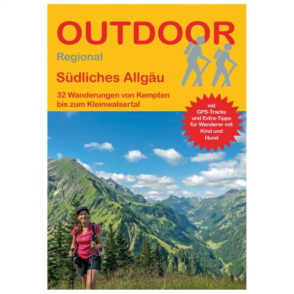 Conrad Stein Verlag - Südliches Allgäu - Walking guide book