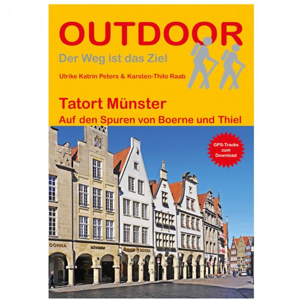 Conrad Stein Verlag - Tatort Münster - Walking guide book