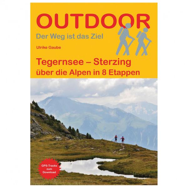 Conrad Stein Verlag - Tegernsee – Sterzing - Guías de senderismo