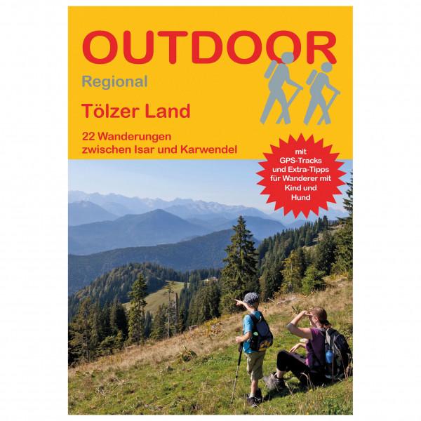 Conrad Stein Verlag - Tölzer Land - Vaellusoppaat