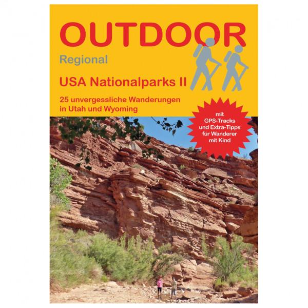 Conrad Stein Verlag - USA Nationalparks II - Vandringsguider