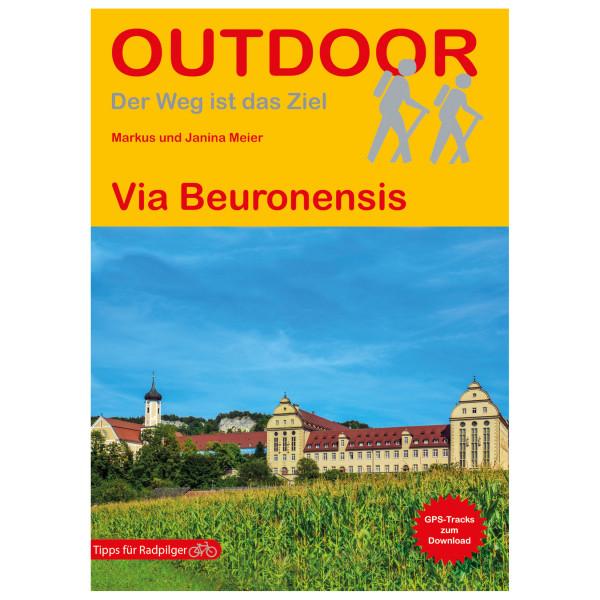 Conrad Stein Verlag - Via Beuronensis - Vaellusoppaat