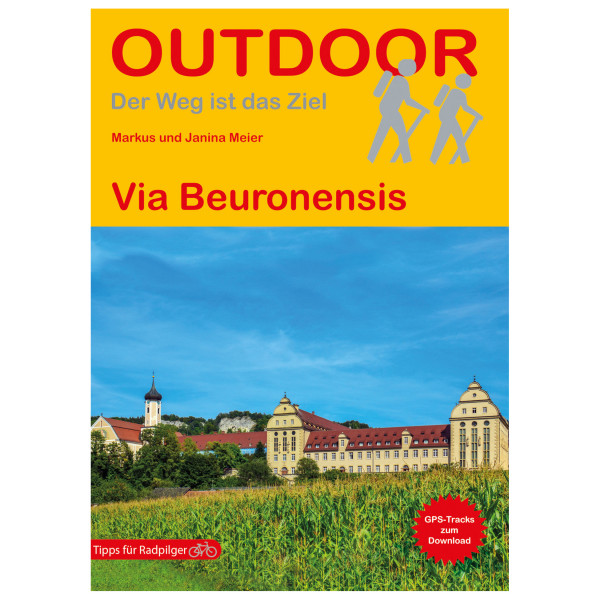 Conrad Stein Verlag - Via Beuronensis - Wandelgidsen
