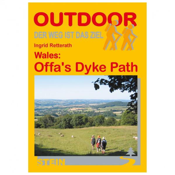 Conrad Stein Verlag - Wales: Offa's Dyke Path - Wanderführer