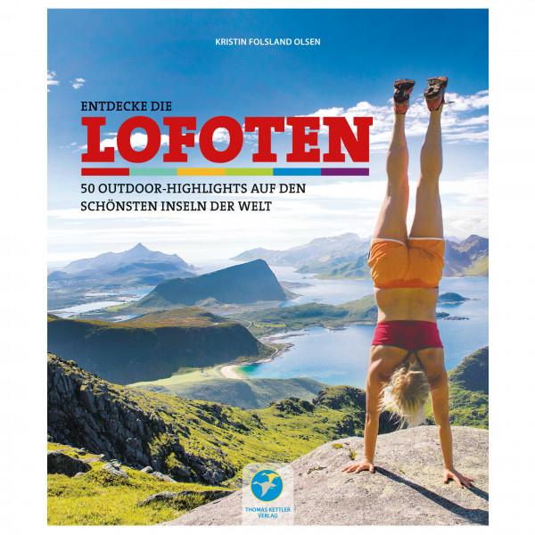 Thomas Kettler Verlag - Entdecke die Lofoten - Vandreguides