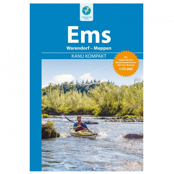 Thomas Kettler Verlag - Kanu Kompakt Ems - Wandelgids