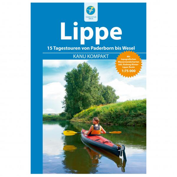 Thomas Kettler Verlag - Kanu Kompakt Lippe - Walking guide book