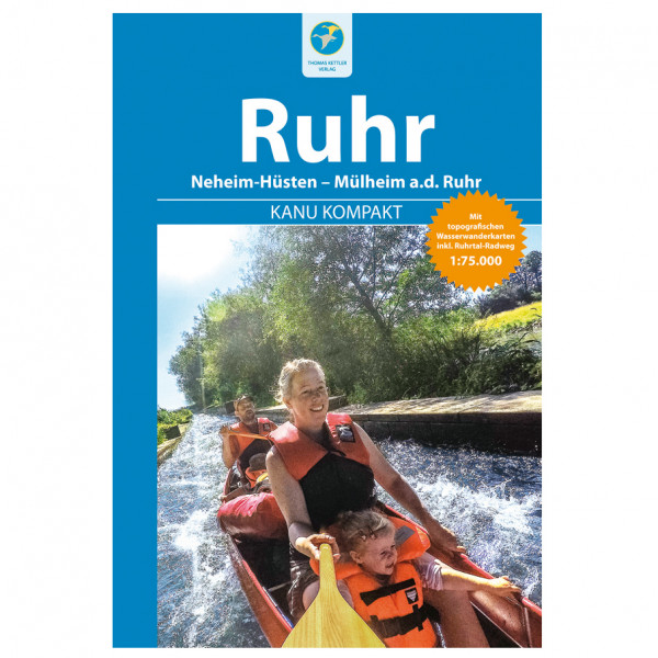 Thomas Kettler Verlag - Kanu Kompakt Ruhr - Walking guide book