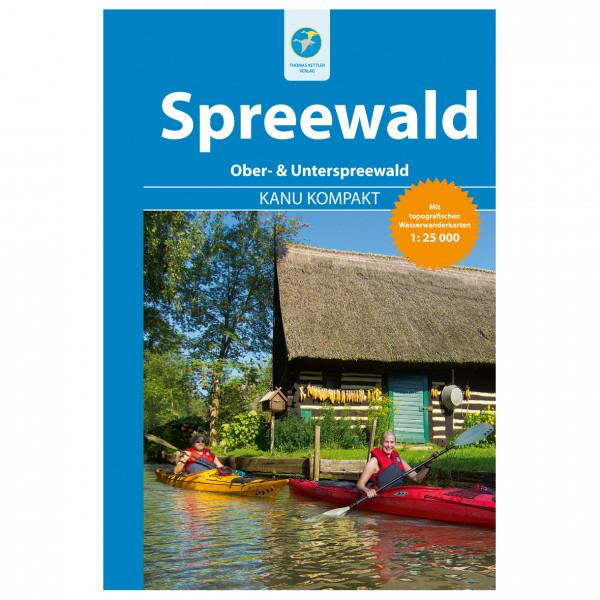 Thomas Kettler Verlag - Kanu Kompakt Spreewald - Vandreguides