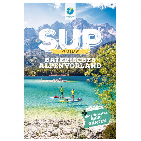 Thomas Kettler Verlag - Kanu Kompass Bayern - Vaellusoppaat