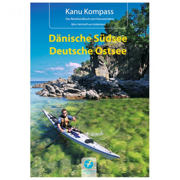Thomas Kettler Verlag - Kanu Kompass Dänische Südsee, Deutsche Ostsee - Wanderführer