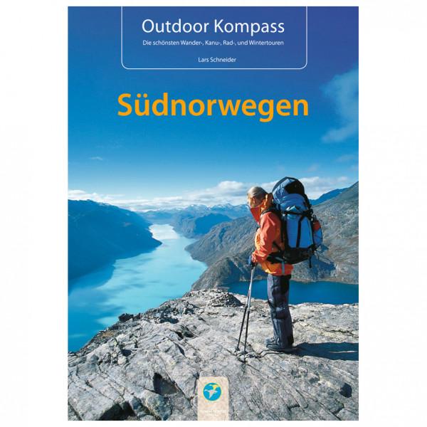 Thomas Kettler Verlag - Outdoor Kompass Südnorwegen - Walking guide book