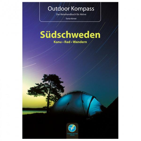 Thomas Kettler Verlag - Outdoor Kompass Südschweden - Turguider