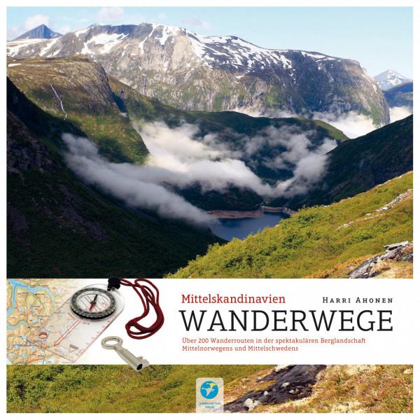 Thomas Kettler Verlag - Wanderwege Mittelskandinavien - Vandringsguider