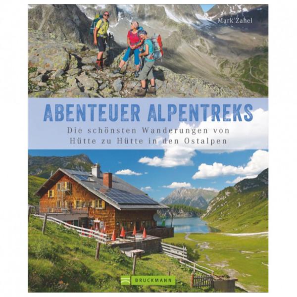 Bruckmann - Abenteuer Alpentreks - Wandelgidsen