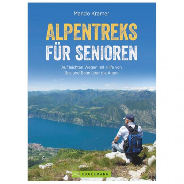 Bruckmann - Alpentreks für Senioren - Wandelgidsen