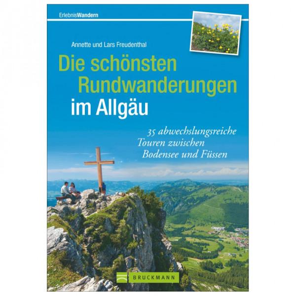 Bruckmann - Die schönsten Rundwanderungen im Allgäu - Guide de randonnée