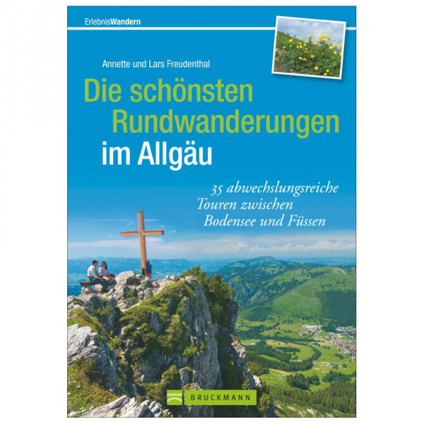 Bruckmann - Die schönsten Rundwanderungen im Allgäu - Wandelgids