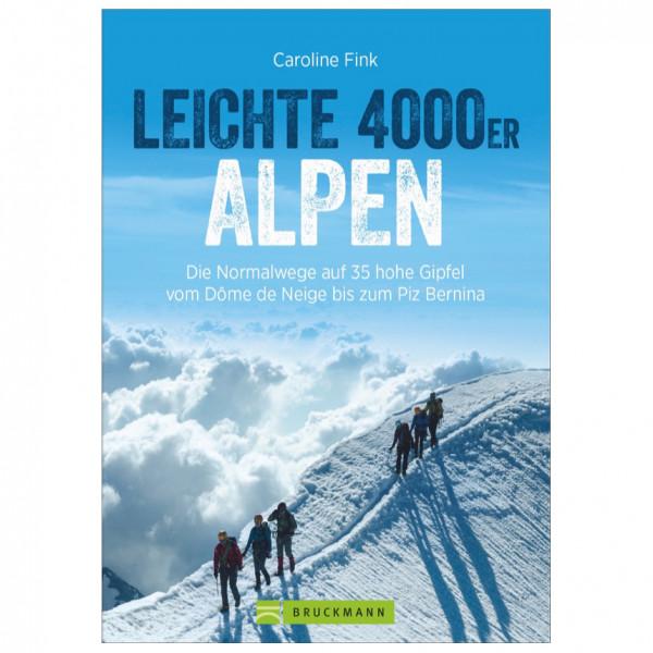 Bruckmann - Leichte 4000er Alpen - Vandreguides