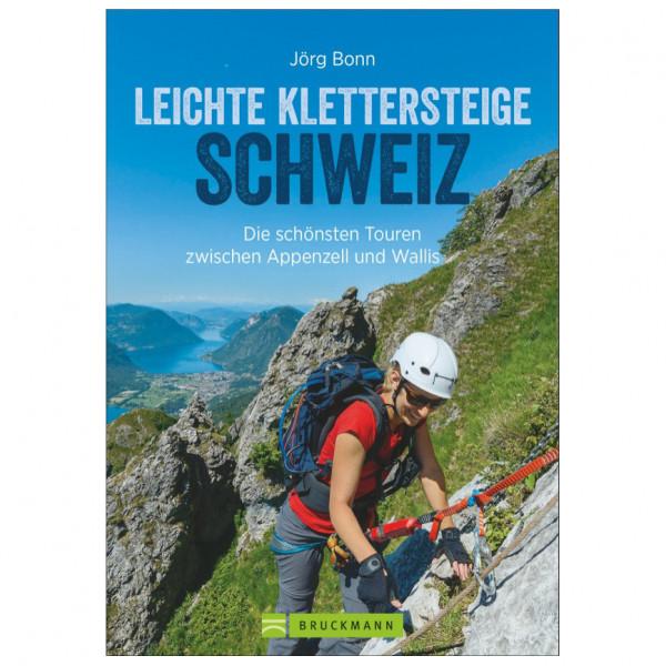 Bruckmann - Leichte Klettersteige in der Schweiz - Vandreguides