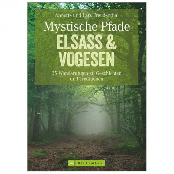 Mystische Pfade Elsass & Vogesen - Walking guide book